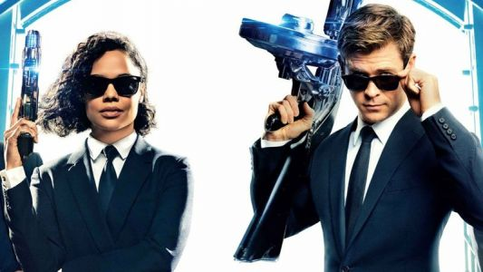 The Gang's All Here in New Men in Black International Poster