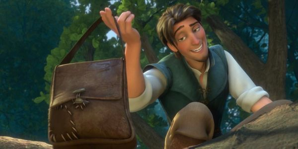Tangled: Zachary Levi Thinks He's Too Old to Play Flynn in Live-Action