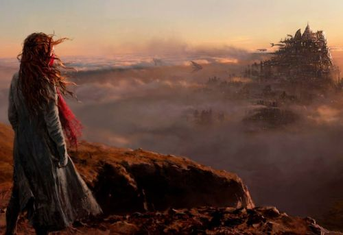 Mortal Engines Trailer from Producer Peter Jackson