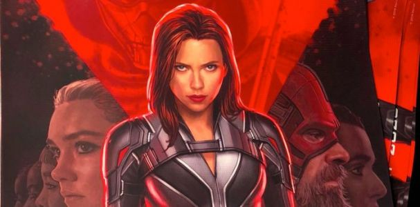 'Black Widow' Poster Reveals David Harbour as Red Guardian, Natasha's New Suit & More