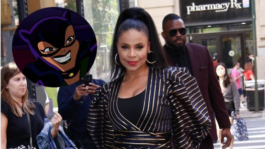 Sanaa Lathan To Voice Catwoman in DC Universe's Harley Quinn Series