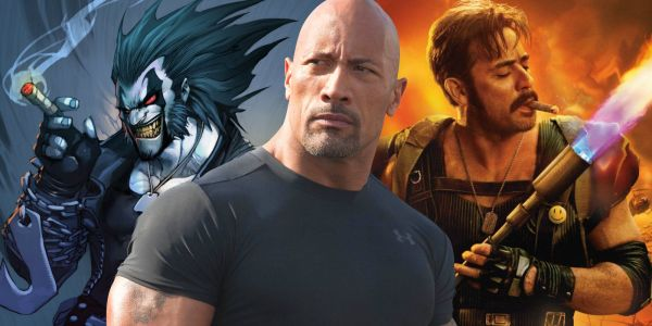 Dwayne Johnson Endorses Jeffrey Dean Morgan for DC's Lobo Movie