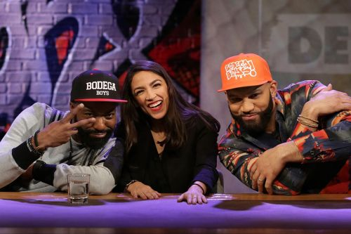 Showtime Gave 'Desus & Mero' A Glow Up In All The Right Ways