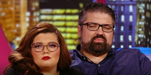 Teen Mom's Amber Mysteriously Loses Thousands, Blames Husband