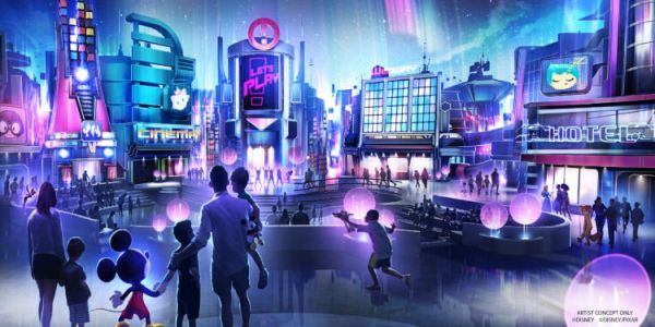 Walt Disney World Reveals Major Changes Coming To Epcot