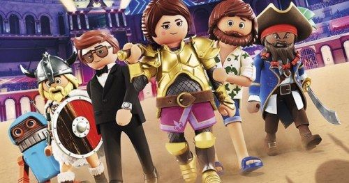 New Playmobil Trailer Introduces Daniel Radcliffe as Super Spy