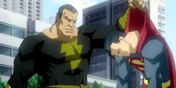 Dwayne Johnson Says Black Adam Is As Strong As Superman