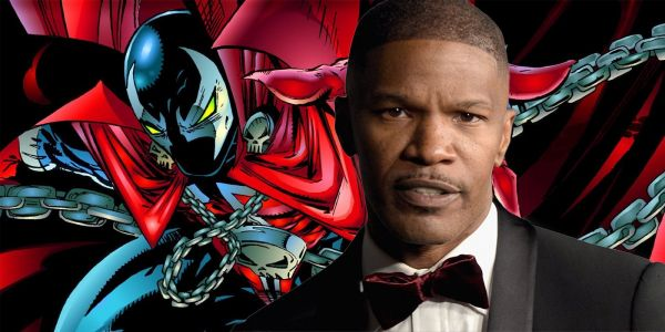 Jamie Foxx Spent 6 Years Campaigning for His Spawn Role