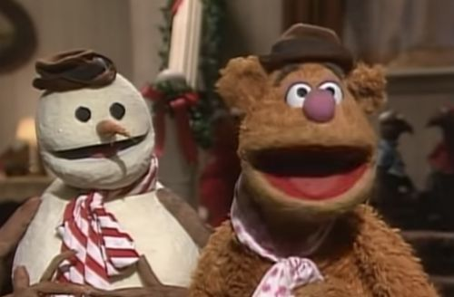 TV Good Sleep Bad Podcast: Christmas with 'The Muppets' and 'Billy & Mandy'