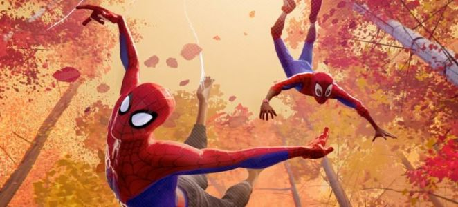 'Spider-Man: Into the Spider-Verse' Brings Multiple Dimensions Together, Including Spider-Ham