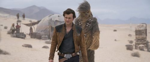 Let's Talk About That Huge Reveal in 'Solo: A Star Wars Story'