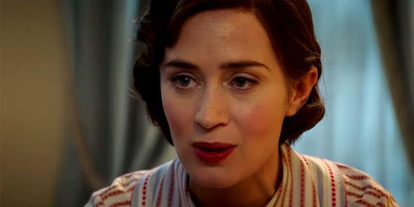 The Emotional Mary Poppins Returns Song Emily Blunt Struggled To Get Through