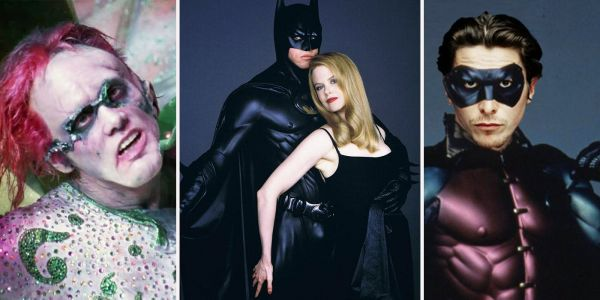 15 Crazy Secrets Behind Batman Forever