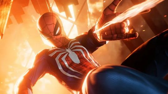 Comic-Con: Marvel's Spider-Man Story Trailer Swings In!