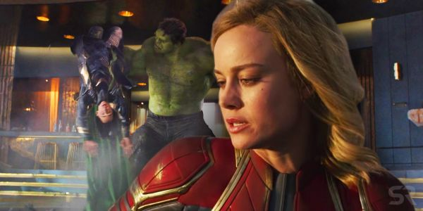 Captain Marvel Points Out The MCU's Biggest Problem