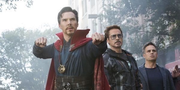 Why Doctor Strange Is Important To Avengers: Infinity War, According To Benedict Cumberbatch