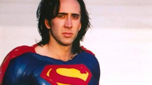 Nicolas Cage's Superman Lives Costume Resurfaces in New Video
