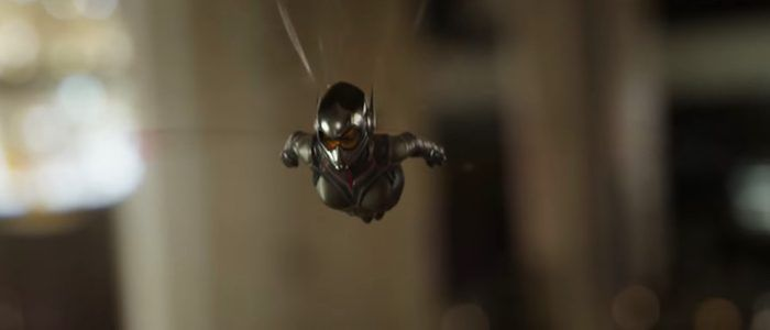'Ant-Man and the Wasp' Featurette Highlights The Film's Kinetic Action