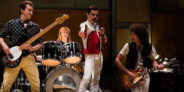 Rami Malek Wants To Take Queen For A Drink After Bohemian Rhapsody's Golden Globe Nominations