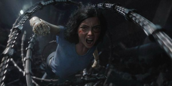 Alita: Battle Angel Trailer 3 Brings Motorball to the Big Screen