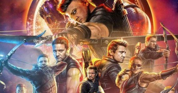 What's Really Happening with Hawkeye in Infinity War?