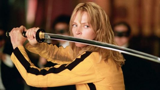 Quentin Tarantino Says He Talked Kill Bill Vol. 3 with Uma Recently!