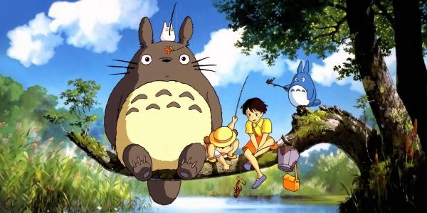Studio Ghibli Theme Park Coming To Japan In 2022