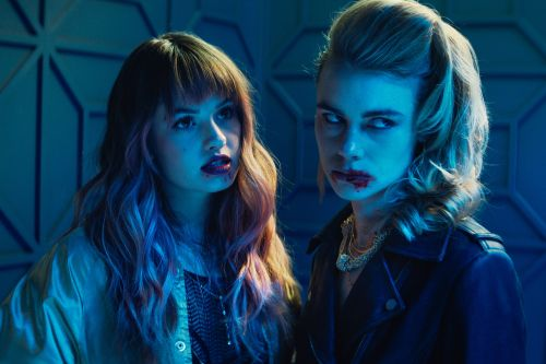 Stream It Or Skip It: 'Night Teeth' on Netflix, a Sloppy Vampire Flick That's All Style, Not Enough Action
