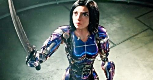 New Alita: Battle Angel Trailer Introduces the Wicked Game of