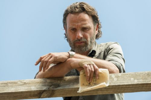 Andrew Lincoln Is Officially Leaving 'The Walking Dead' After Season 9