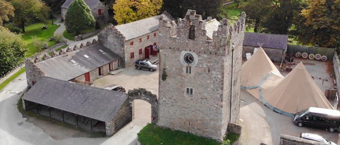 Video: /Film Visits Winterfell and Other 'Game of Thrones' Locations
