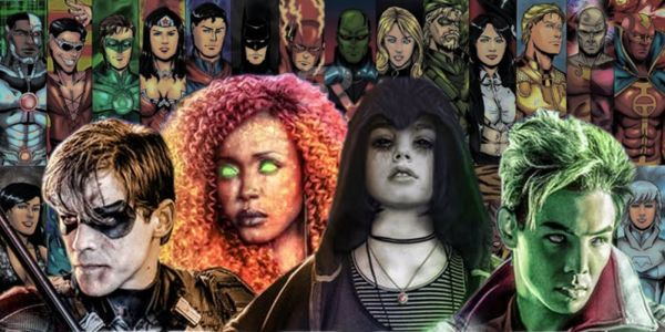 All 40+ DC Character Referenced In Titans