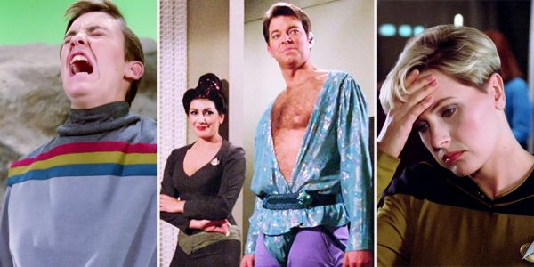 Star Trek: 16 Things You Didn't Know About The Next Generation Season 1