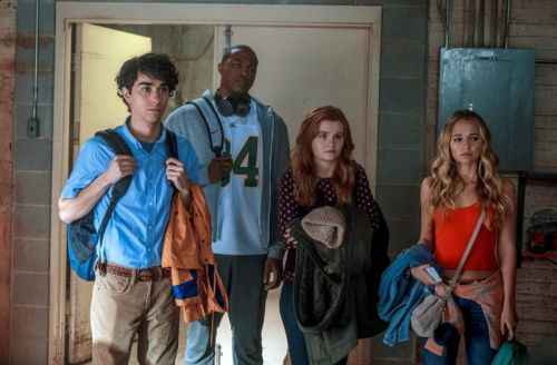 The Quartet of Young Stars from Jumanji Will Return for the Next Installment