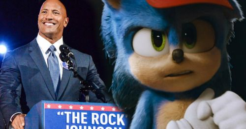 Is Sonic the Hedgehog 2 Really Bringing in The Rock?One of the
