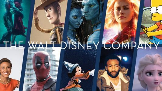 Disney Homepage Filled with Character Acquisitions After Fox Merger