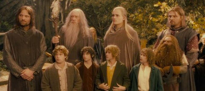 Cool Stuff: 'Lord of the Rings: The Fellowship of the Ring' Score Is Getting a Huge Vinyl Release