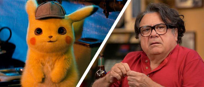 'Detective Pikachu' Crew Tested Danny DeVito's Voice to Play the Pokémon Investigator