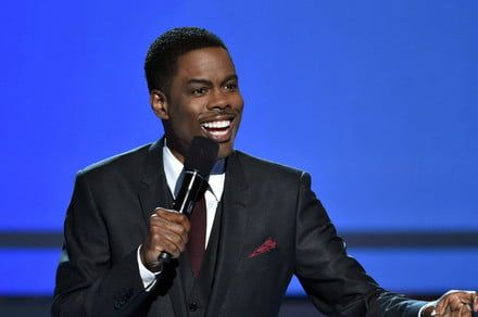 Chris Rock's Valentine's Day gift is his first Netflix comedy special