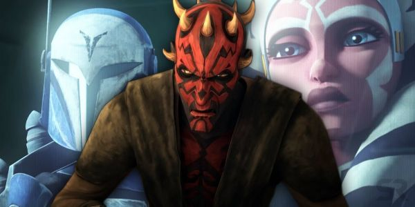 The Clone Wars Revival Can Pay Off Maul's Solo Cameo