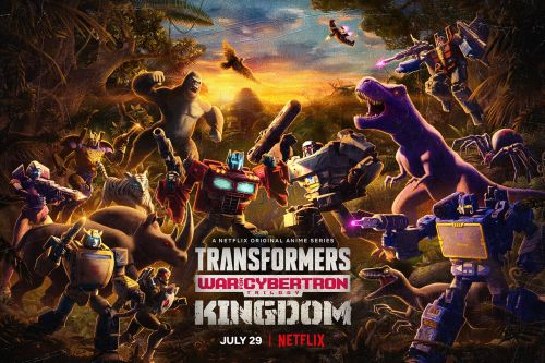 Stream It Or Skip It: 'Transformers: War for Cybertron: Kingdom' on Netflix, the Final Salvo in a Dense and Possibly Unintentionally Funny Anime Trilogy