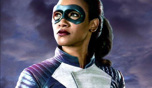 Iris Suits Up in Poster for 'Run, Iris, Run' Episode of The Flash
