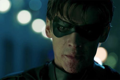 "First 'Titans' Trailer Says ""F- Batman"""