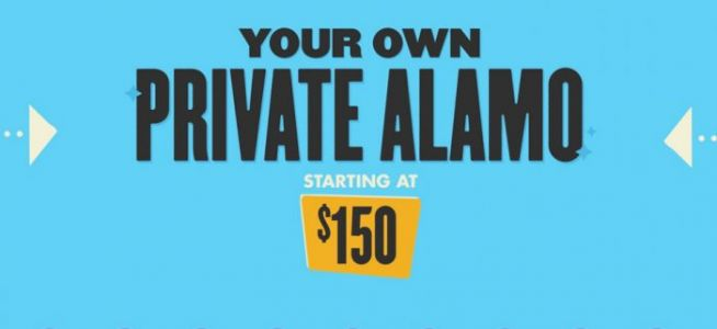 Alamo Drafthouse Now Offering Theater Rentals in Two Locations