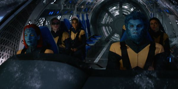 New Dark Phoenix Clip Sees the X-Men Head to Space