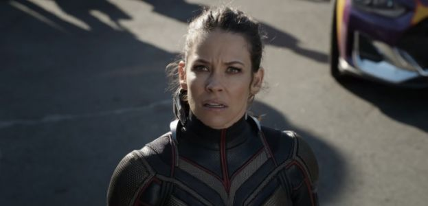 Evangeline Lilly Doesn't Want The Wasp Going Solo, But She's All About a Female Superhero Team-Up