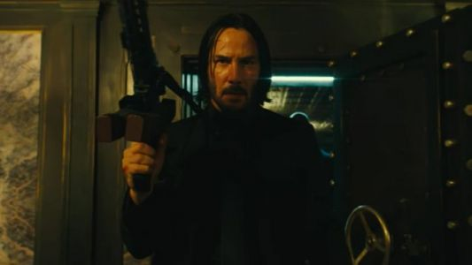 The JOHN WICK: CHAPTER 3 Trailer Is Here To Shoot You In The Face