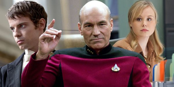 Star Trek Jean-Luc Picard TV Show Casts Alison Pill, Harry Treadaway & More