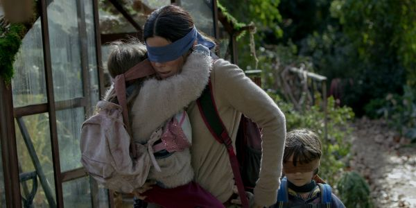 Bird Box Trailer: Sandra Bullock Stars In Netflix's Post-Apocalyptic Thriller