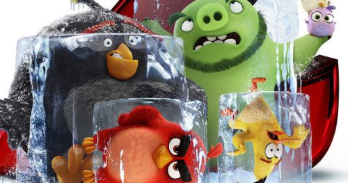Angry Birds 2 Trailer Arrives, Putting the Birds on IceSony has